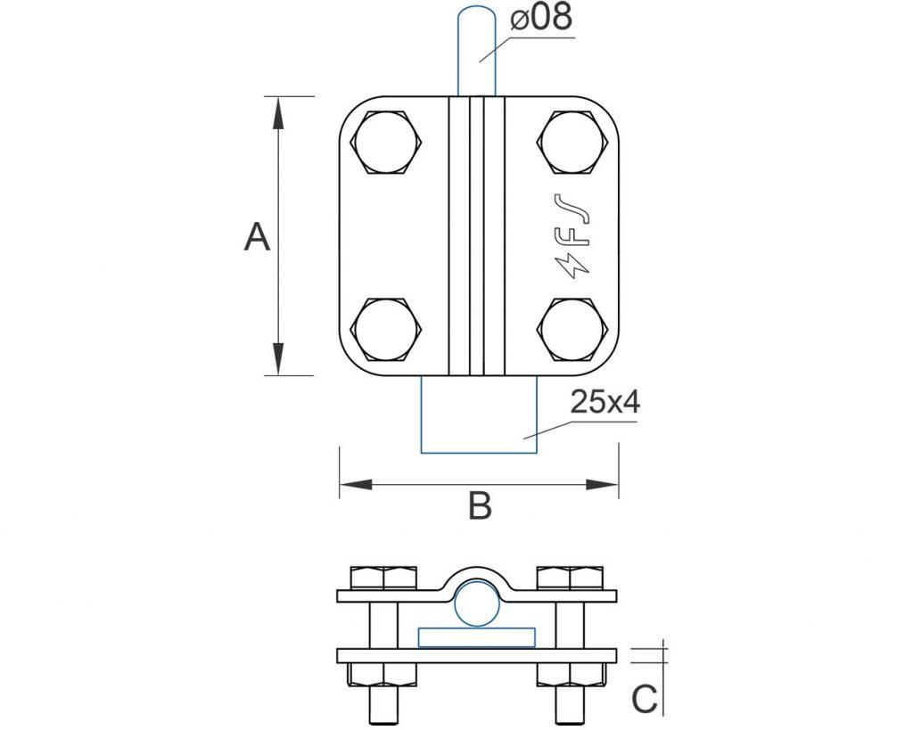 C-032 схема