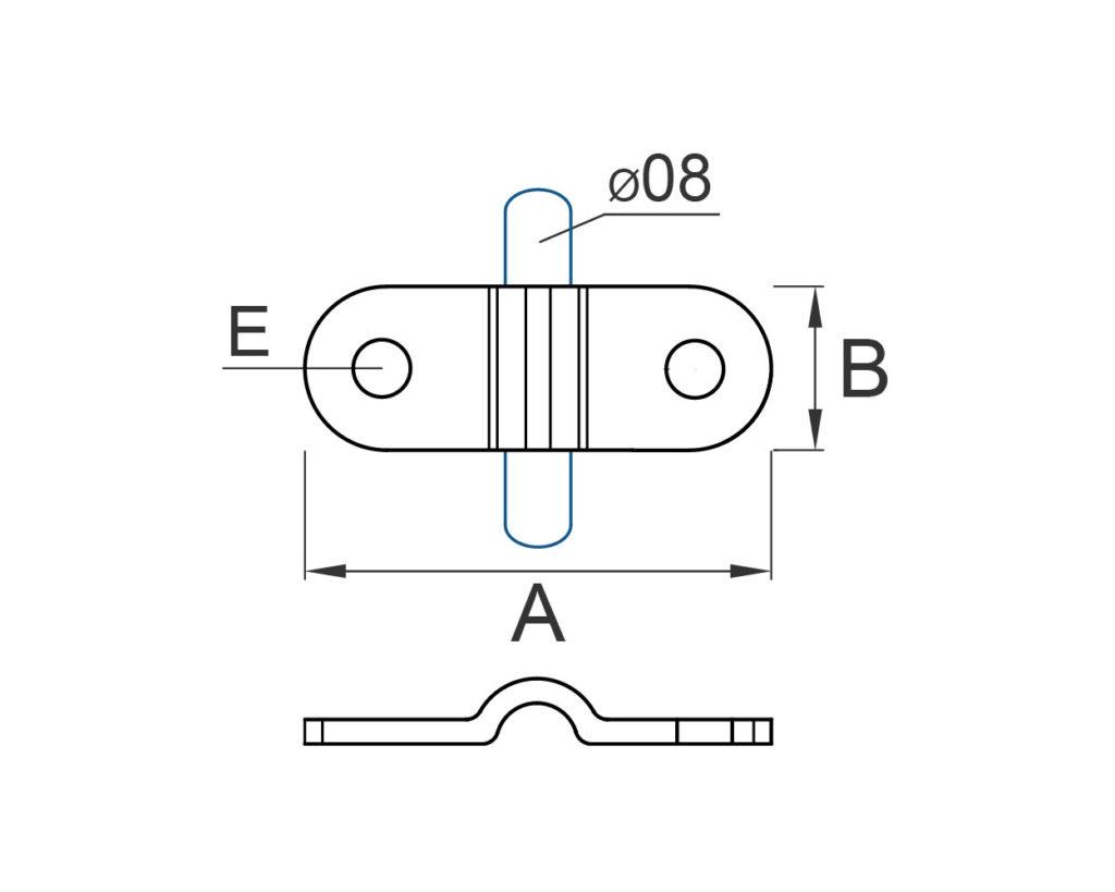K-308 – схема