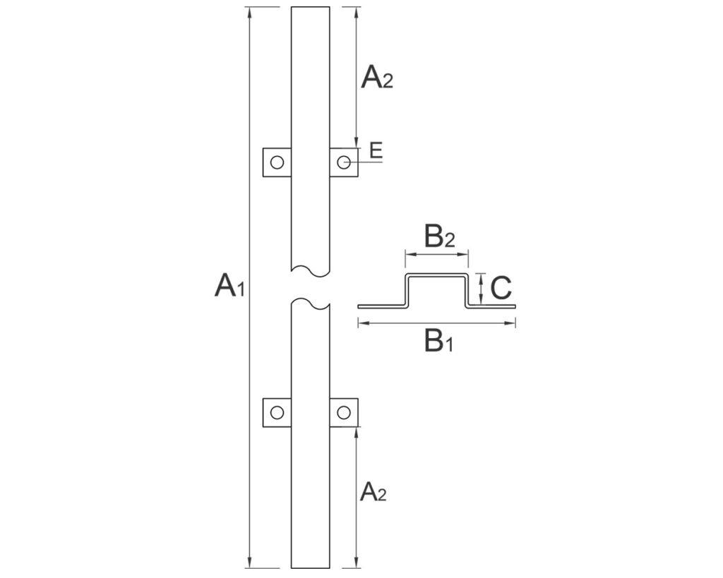 K-391 – схема