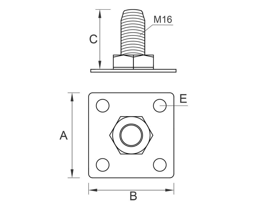 K-801 – схема