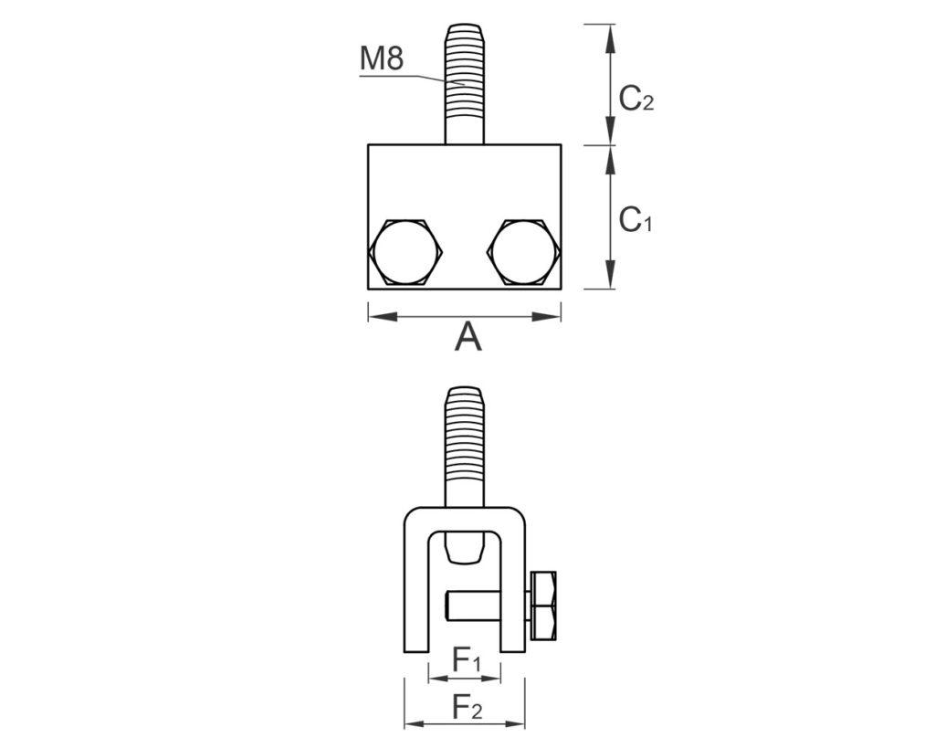 K-805 – схема