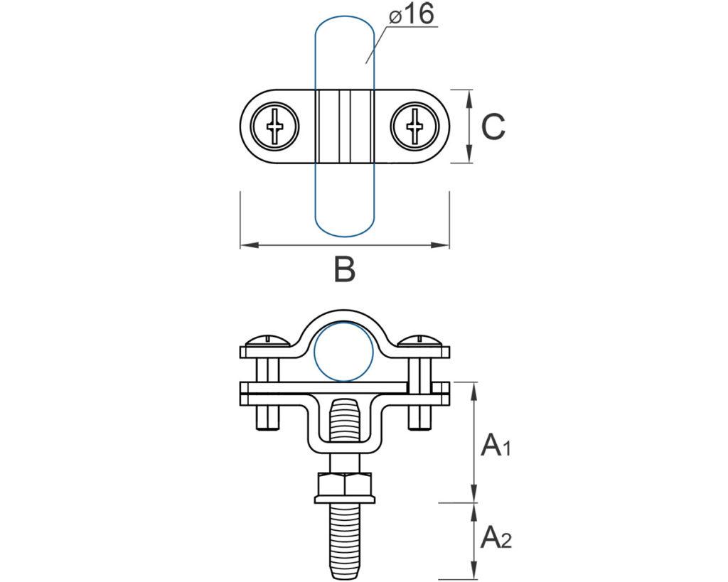 K-838 – схема