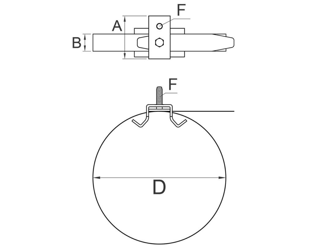 K-870 – схема