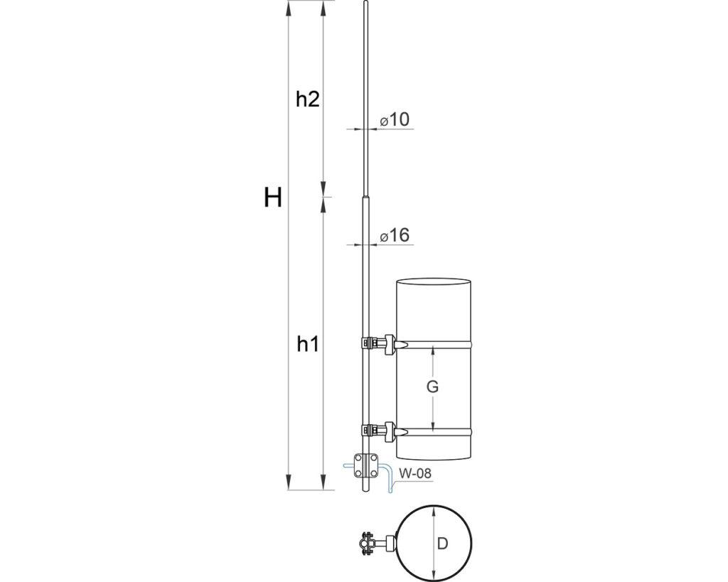 M-08 схема